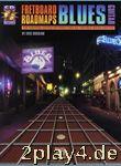Fred Sokolow: Fretboard Roadmaps - Blues Guitar. Für Gitarr... #99221