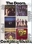 The Doors: Complete Music. Für Klavier, Gesang & Gitarre(mi... #64842