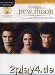Hal Leonard Instrumental Play-Along: Twilight - New Moon (Ce... #15920