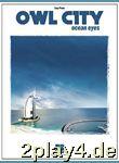 Owl City: Ocean Eyes. Für Klavier, Gesang & Gitarre... #97207