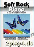 Soft Rock Piano 1. Für Klavier & Gitarre(mit Akkordsymbolen... #69186