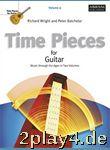 Time Pieces For Guitar - Volume 2. Für Gitarre... #95667
