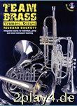 Team Brass: Trumpet/Cornet (Book/CD). Für Kornett, Trompete... #15251