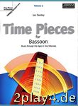 Time Pieces For Bassoon Volume 2. Für Fagott... #47869