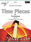 Time Pieces For Trombone Volume 1. Für Posaune, Klavierbegl... #63612