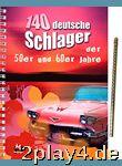 140 deutsche Schlager der 50er und 60er Jahre [Noten/sheet m... #10087