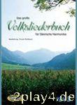 Das Große Volksliederbuch mit CD - Steirische HH