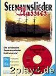Seemannslieder Classics. Trompete, Klarinette, Saxophon