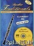 Popular Traditionals. Klarinette