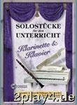 Solostuecke Fuer Den Unterricht - Klarinette....