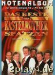 Das Beste der Kastelruther Spatzen 2. Songbuch