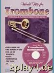 World Hits for Trombone 1. Posaune
