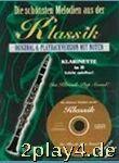 Die schönsten Melodien aus der Klassik. Klarinette