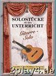 Solostuecke Fuer Den Unterricht.Gitarresolo