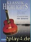 Klassik Highlights. Gitarre, Zither