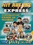 Hit auf Hit Express 15. Keyboard, Akkordeon