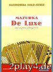 Mazurka de Luxe. Handharmonika