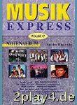 Musik Express 17 - Arrangiert Für Akkordeon -...