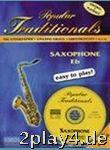 Popular Traditionals - Arrangiert Für Saxophon - Mit...