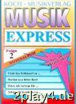 Musik Express 2 - Arrangiert Für Akkordeon -...
