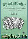 Spielstuecke Fuer Steirische Harmonika 4 - Arrangiert...