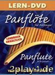 Lern Dvd Panflöte Fuer Anfaenger - Arrangiert Für...