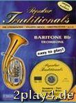 Popular Traditionals - Arrangiert Für Bariton -...