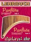 Lehrbuch Fuer Panflöte 2 - Arrangiert Für Panflöte...